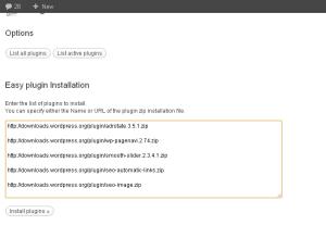 install many plugins,install multiple wordpress plugins