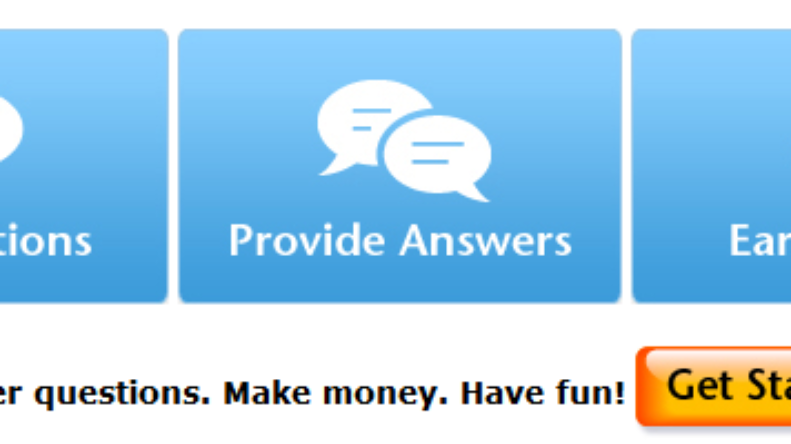Earn money by asking questions online