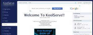 Free Webhost,KoolServe