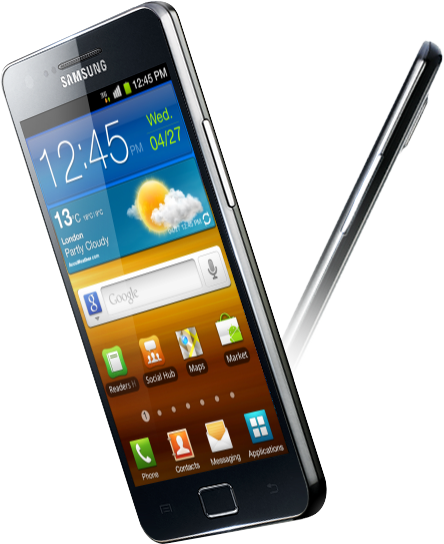 """Features of Samsung Galaxy S II""-Best smartphone of 2011-Review"