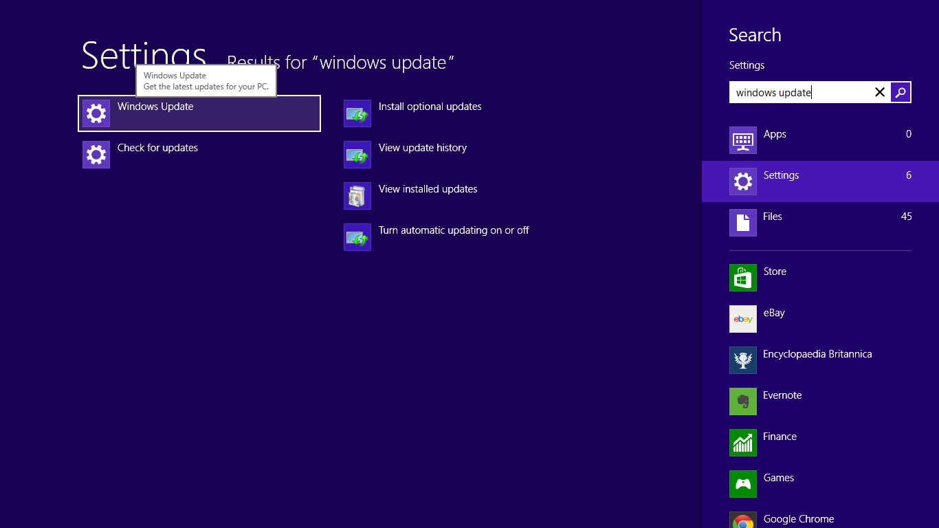 How to update to windows 8.1 blue