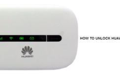 How to Unlock Huawei E5330 Wifi Router