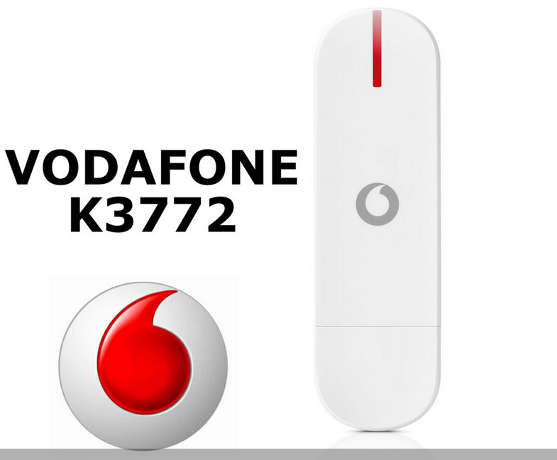 How to Unlock Vodafone k3772 Datacard