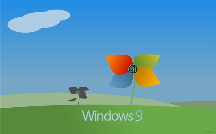 Windows 9 HD wallpapers