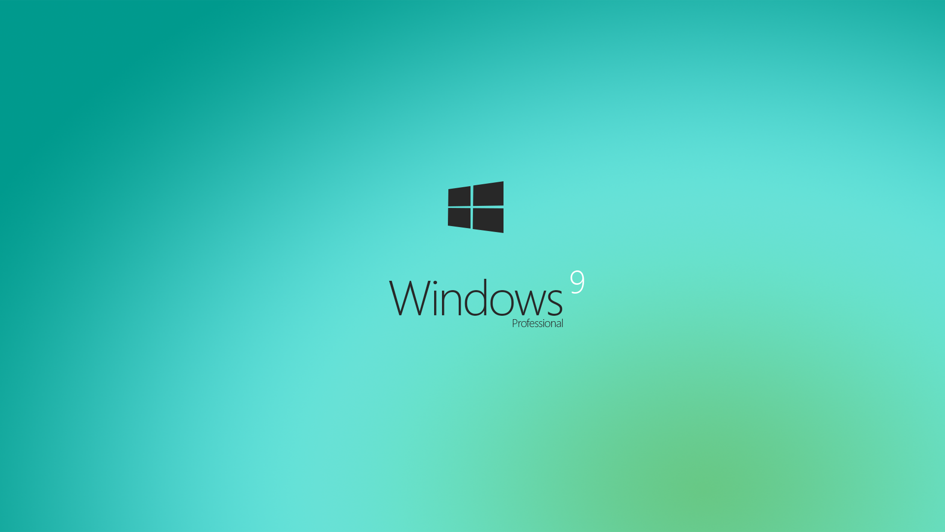 Windows 9 wallpapers