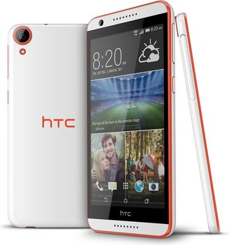 How to take screenshot on HTC Desire 820