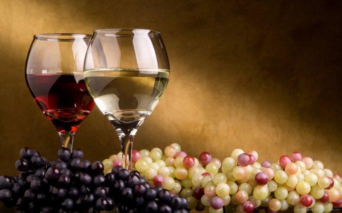 grape-and-wine windows 10 wallpaper