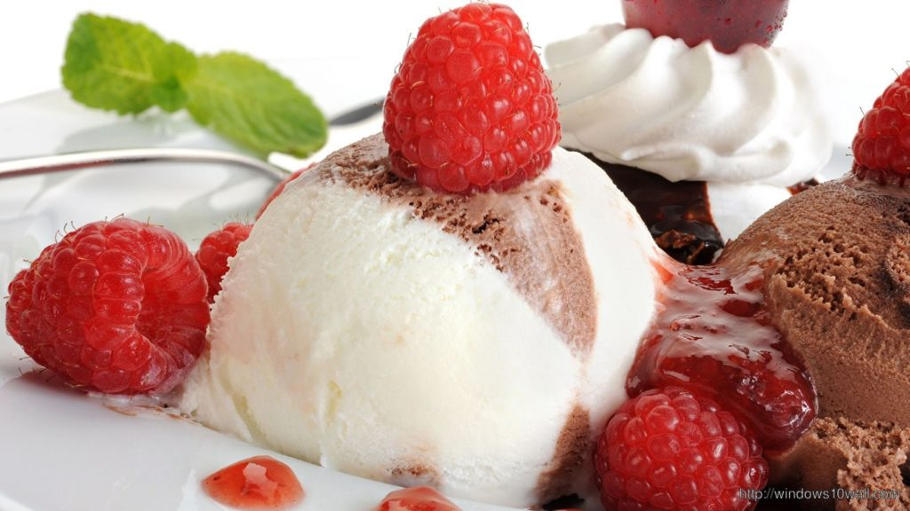 strawberry-chocolate-ice-cream-hd-1080p-Wallpaper