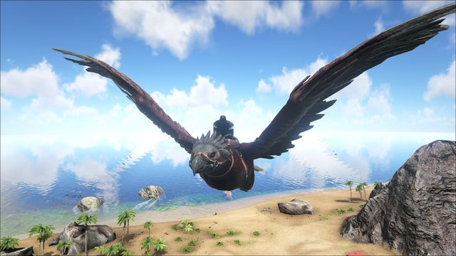 Ark HD Wallpaper