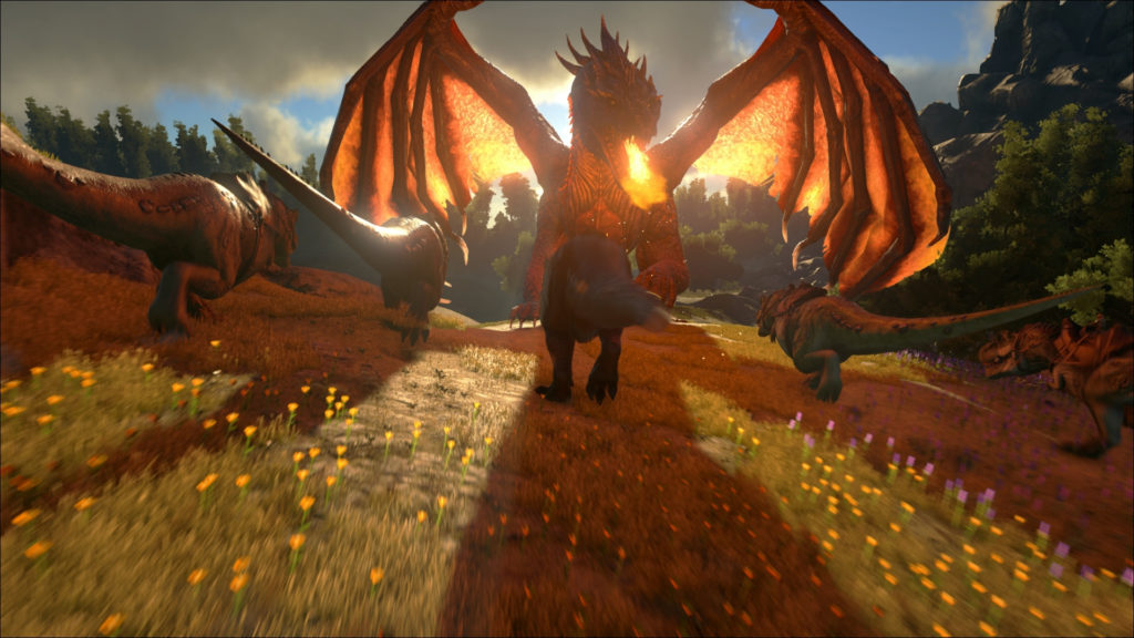 Ark Survival Evolved Desktop HD Wallpapers