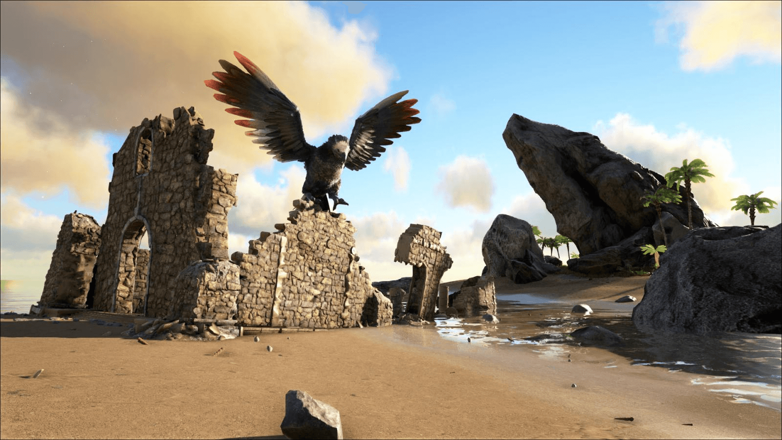 Ark Survival Evolved Hd Wallpapers Mytechshout
