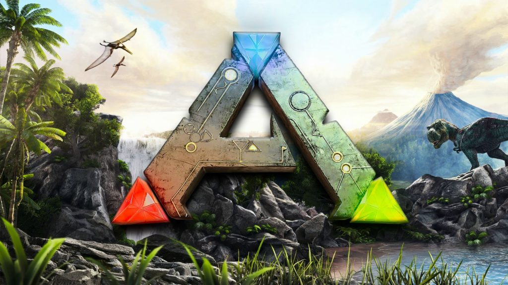 Ark Survival Evolved poster HD Wallpapers