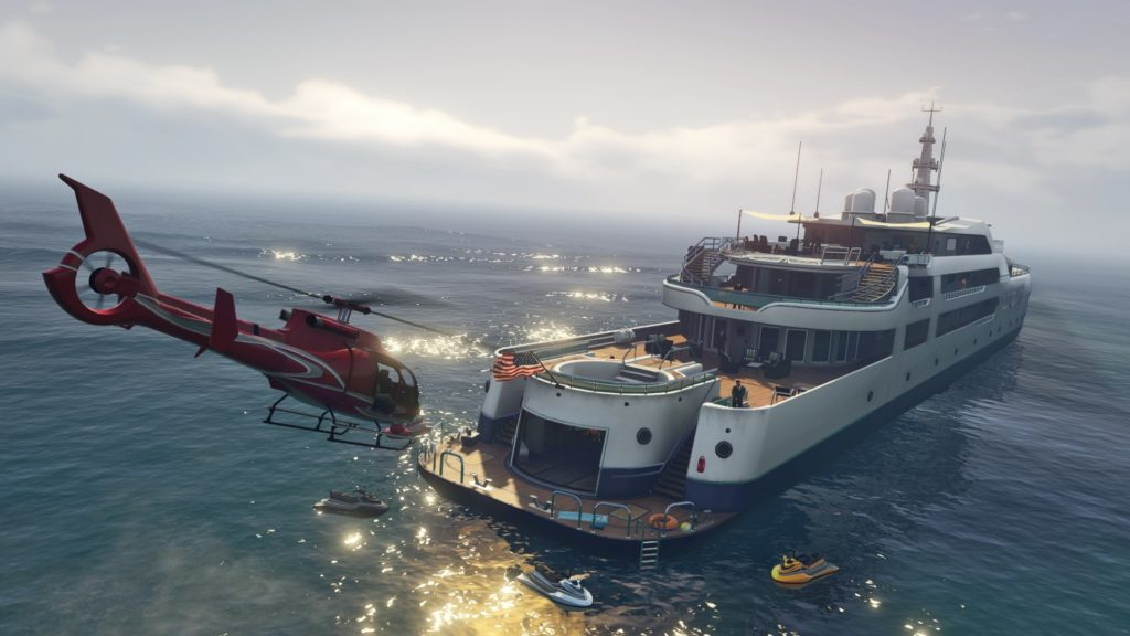 GTA 5 Desktop HD Wallpaper