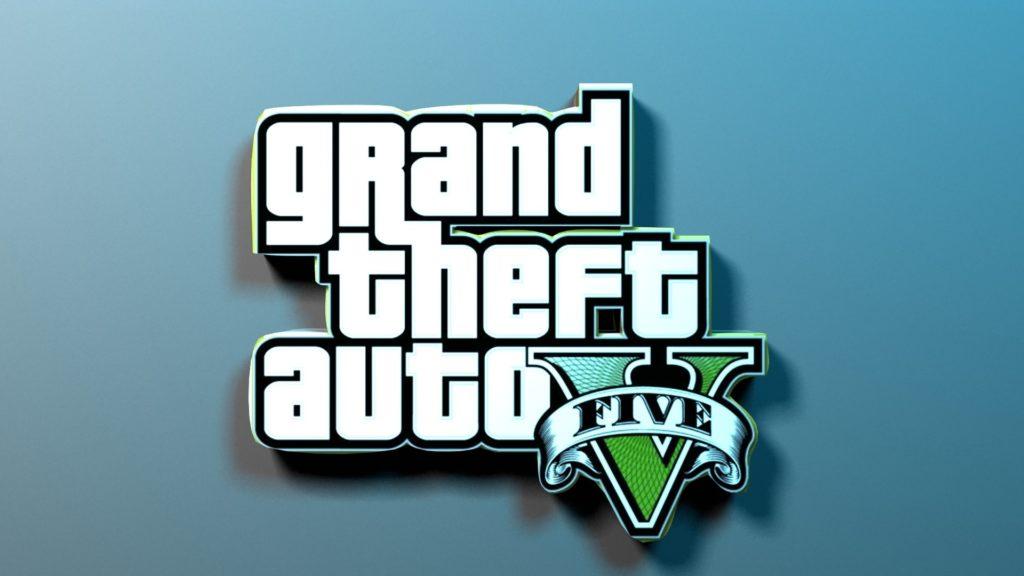 GTA 5 HD Poster Wallpaper
