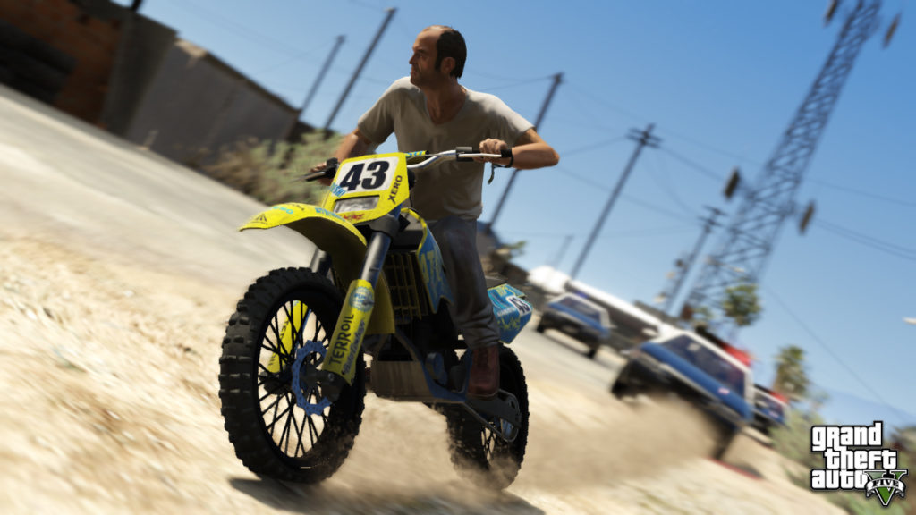 25 GTA 5 HD Wallpapers