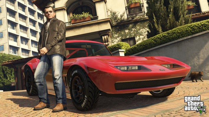 GTA 5 HD Wallpaper Images