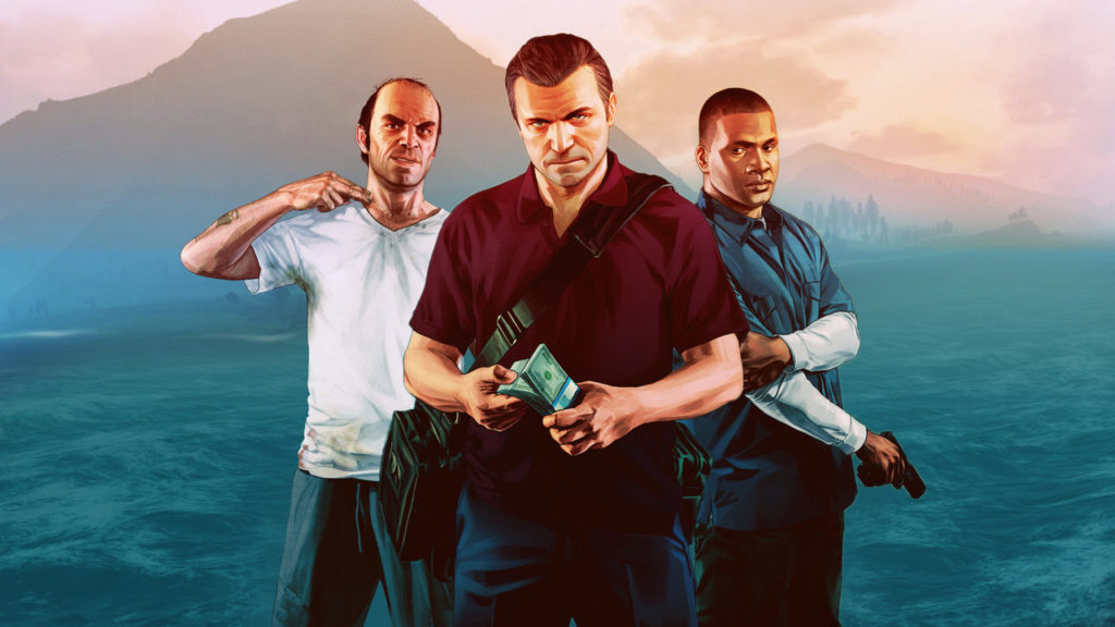 GTA 5 Hero HD Wallpaper