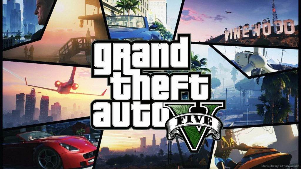 GTA 5 Levels HD Wallpaper