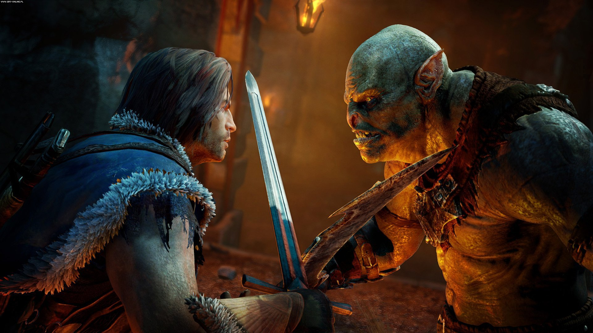 25 Shadow of Mordor HD wallpapers