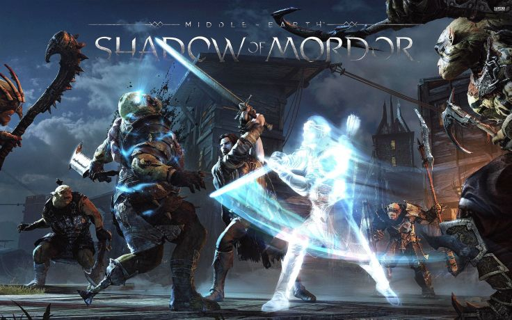 Shadow Of Mordor Big Wallpaper