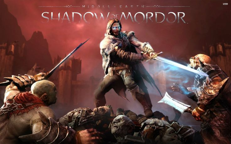 Shadow of Mordor Poster Wallper