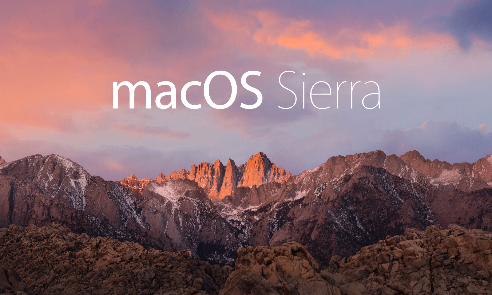 Install MacOS Sierra on Unsupported Older Macs 1