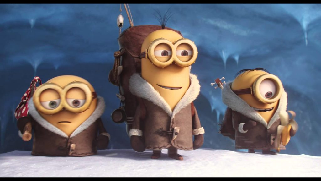 Despicable me 2 HD desktop wallpaper