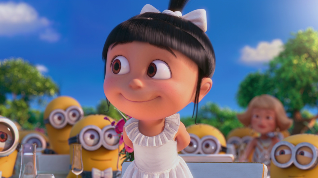 HD Despicable me-2 wallpaper