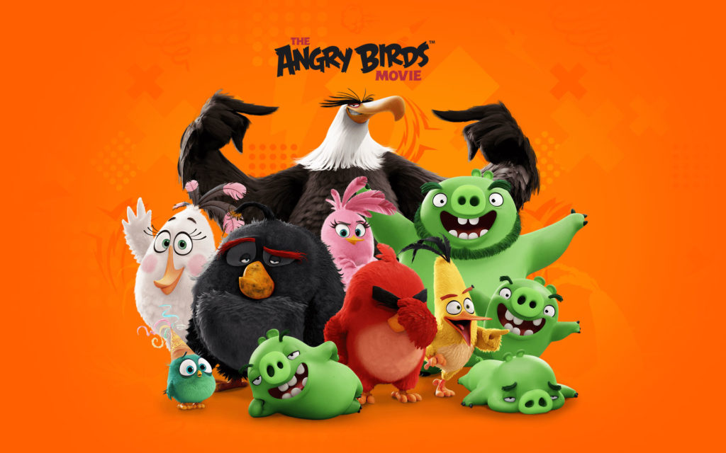 desktop angry birds HD wallpaper